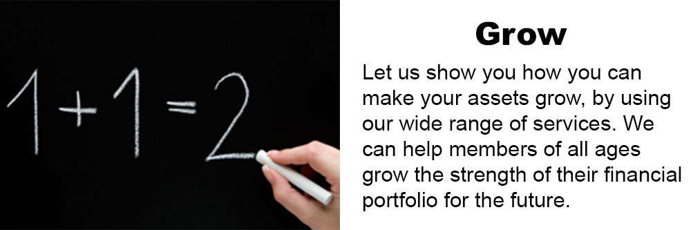 Let us show how we can help your assets grow.